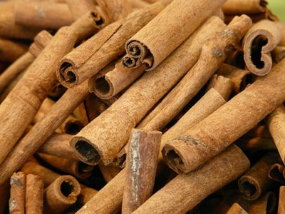 Cinnamon is an herb used in many ways and often mixed with honey. Carolina Honeybees