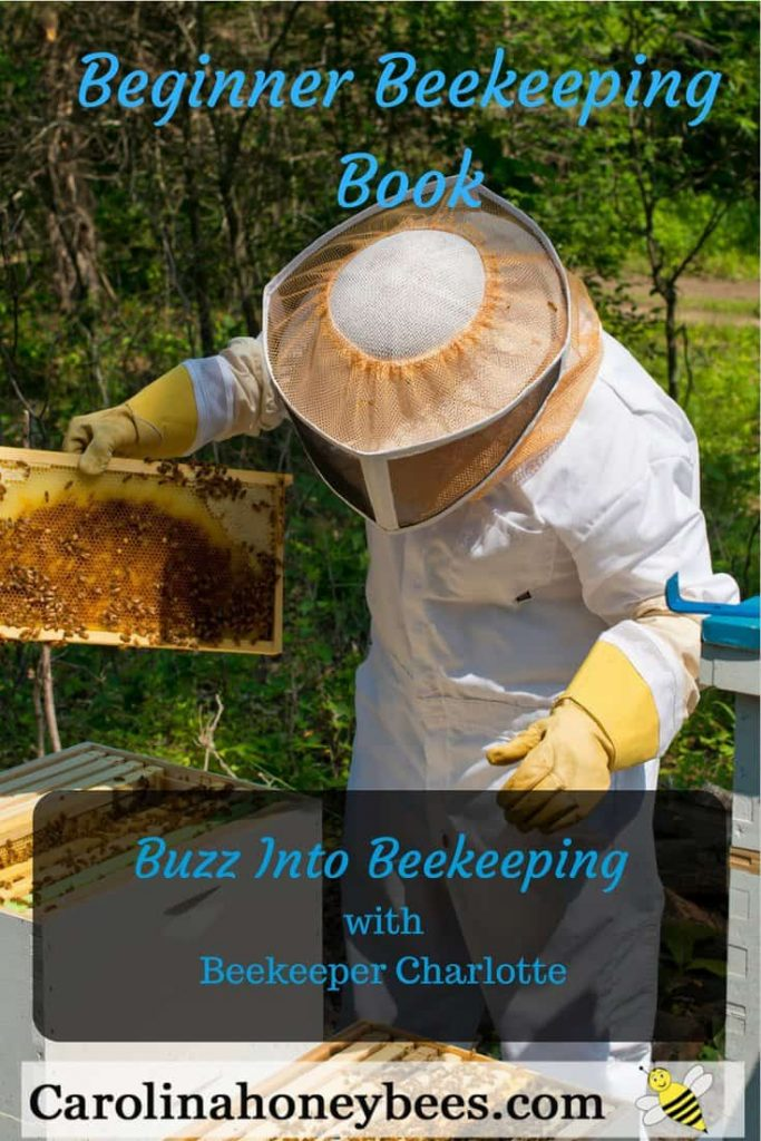A beginners guide to beekeeping book carolina honeybees - Beekeeping beginners small business ...