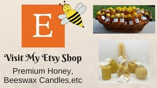buy honey in my etsy shop - Carolina Honeybees