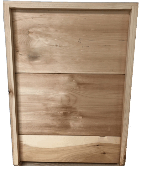 Solid bottom board for beeCarolina Honeybees