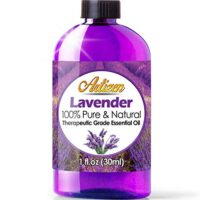 Lavender Essential Oil (100%  NATURAL - UNDILUTED) Therapeutic Grade