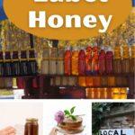 jars of honey for sale, labeling a honey jar, how to label honey