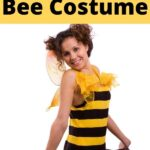 woman in a honey bee costume - find a buzzing bee costume