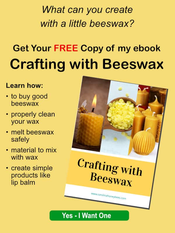 crafting with beeswax e book