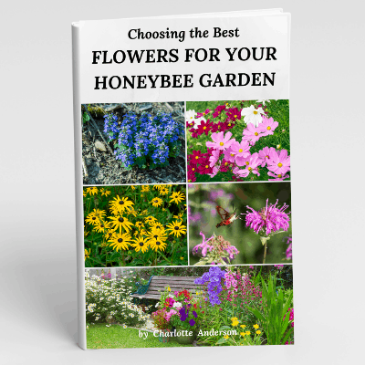 ebook about flowers for your  honeybee garden