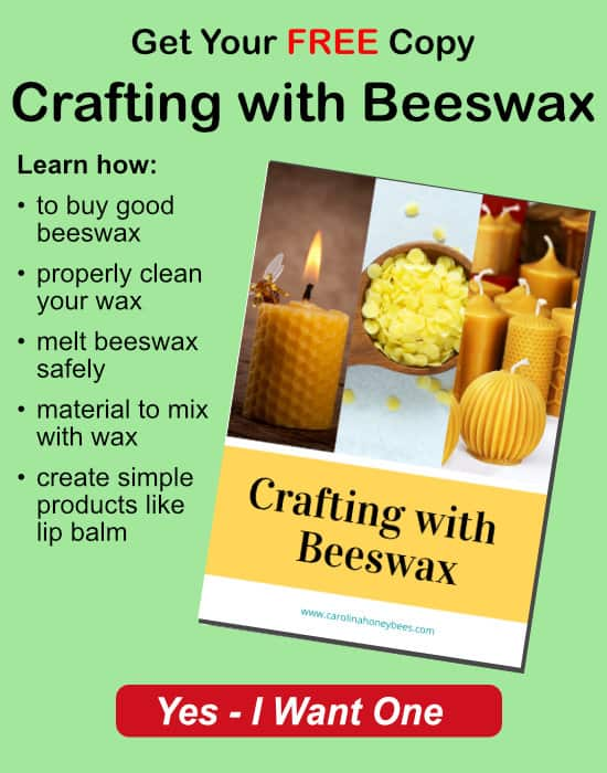 free copy of crafting with beeswax ebook