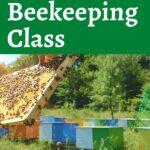 beehives in field - online beekeeping class