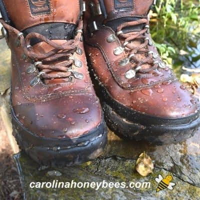 Beeswax Waterproofing Recipe for Boots