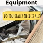beekeeper hat veil brush and smoker choosing the best beekeeping equipment - do you really need it all