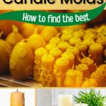 Various candles how to find the best beeswax candle molds image.