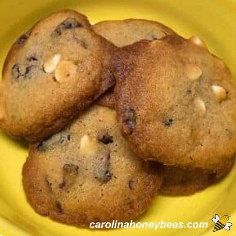 Easy Honey Cranberry Cookies Recipe
