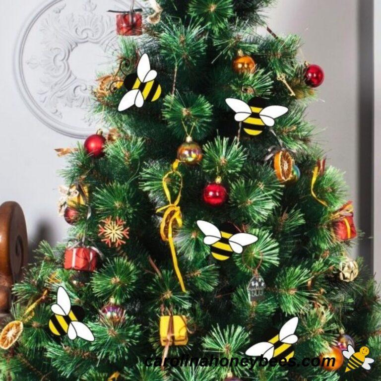 Best Honey Bee Christmas Ornaments