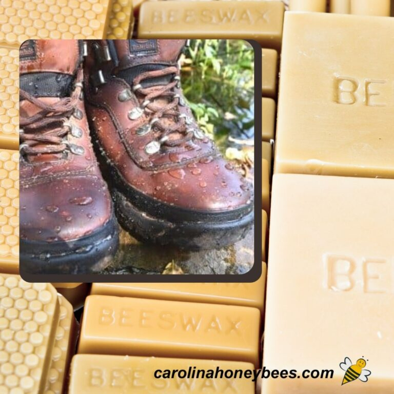 Waterproofing Leather Boots With Beeswax