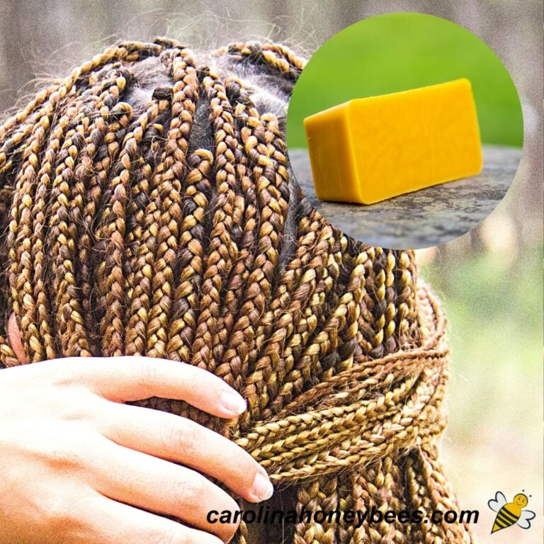 Simple Ways to Use Beeswax for Hair